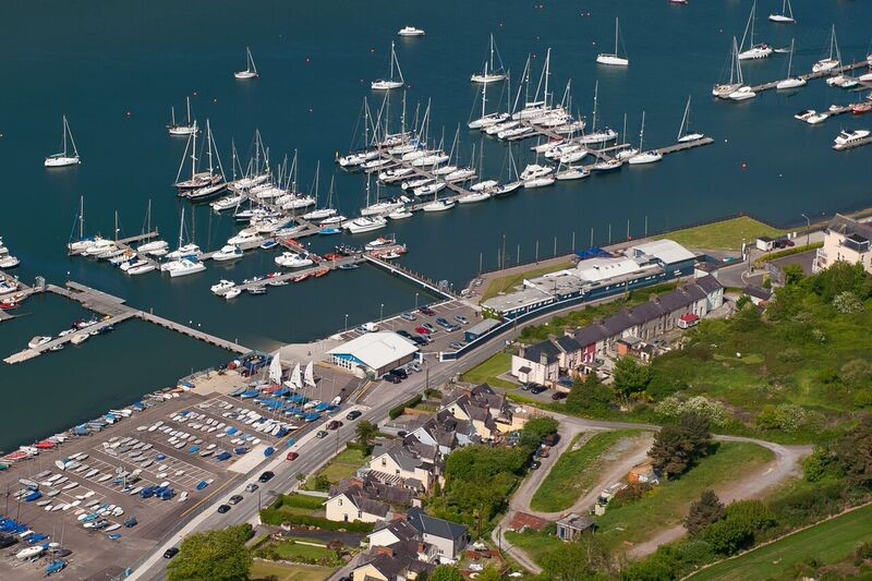 The Royal Cork Yacht Club is the oldest in the world and formerly began in Ireland.