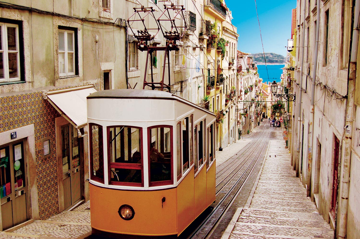 The capital city of Portugal is Lisbon.