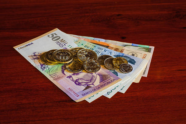 The currency of Colombia is called the Colombian peso.