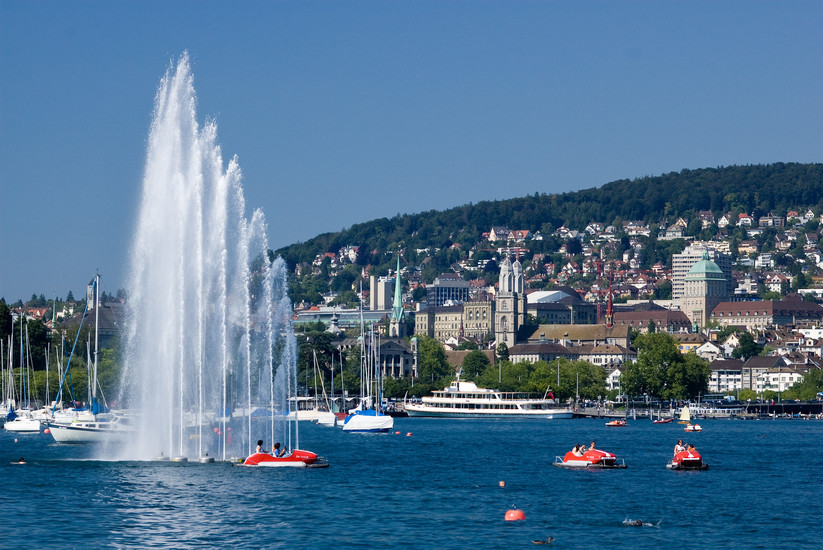 The largest city in Switzerland is Zurich.