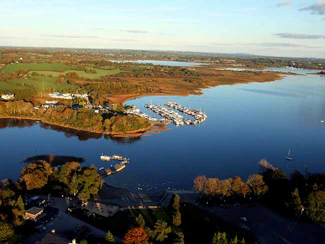 The river Shannon is the longest river in Ireland.