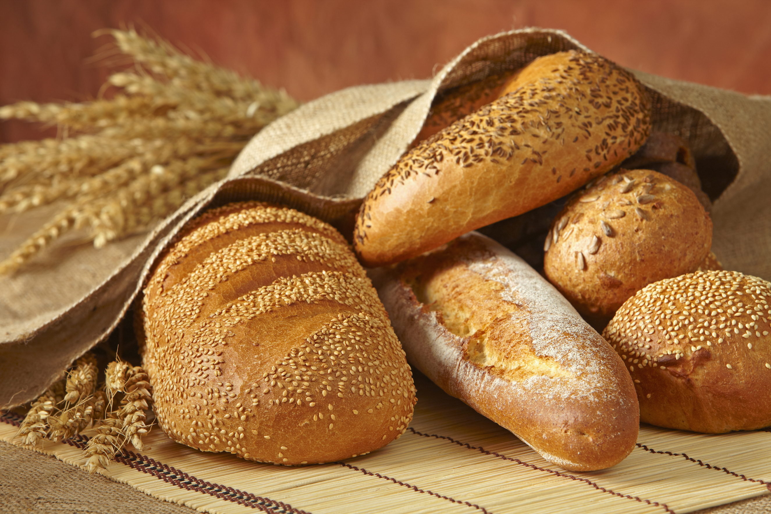 There are over 300 different kinds of bread found in Germany.