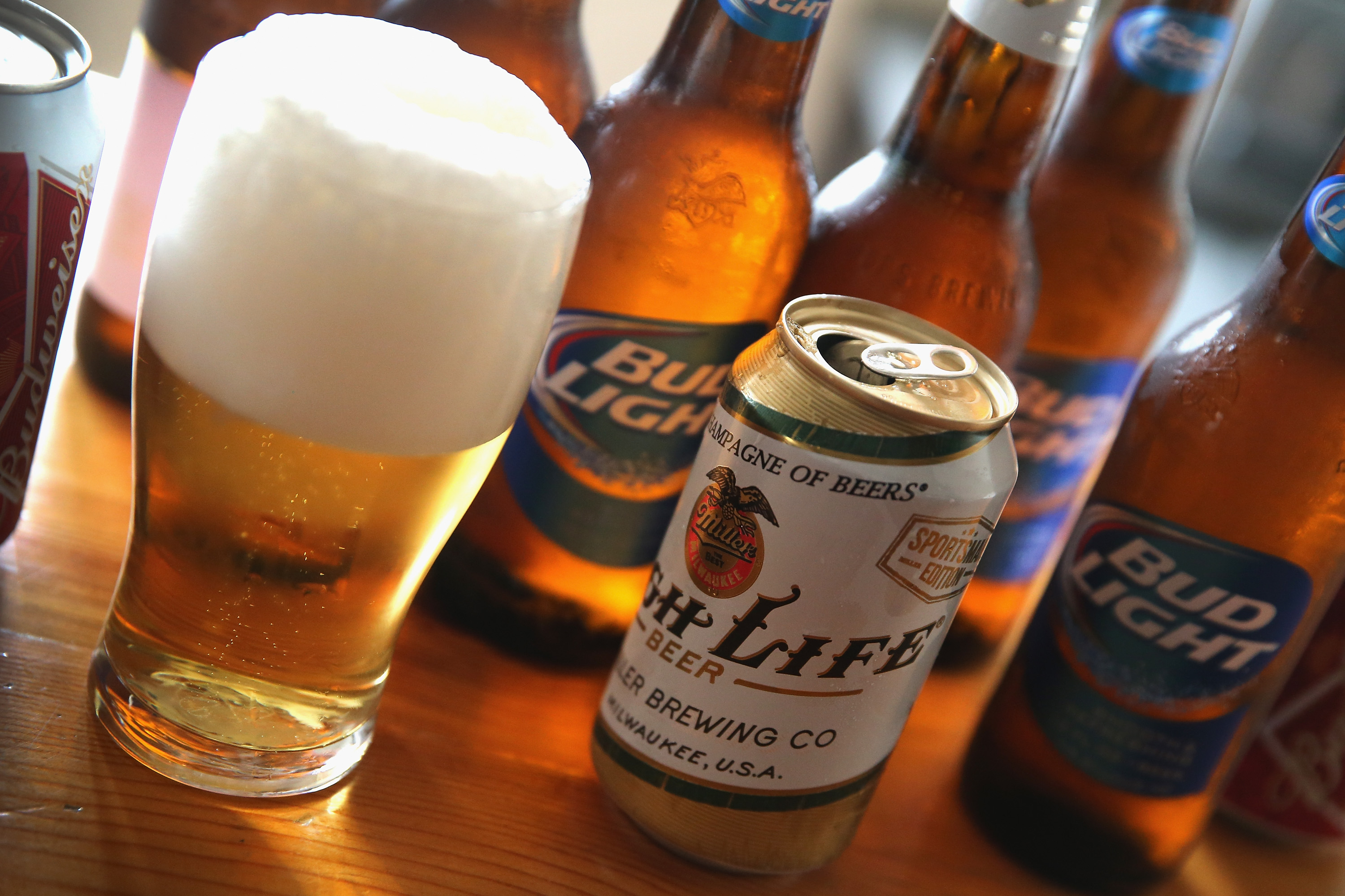 Anheuser-Busch InBev Eyes Potential Purchase Of Rival Miller