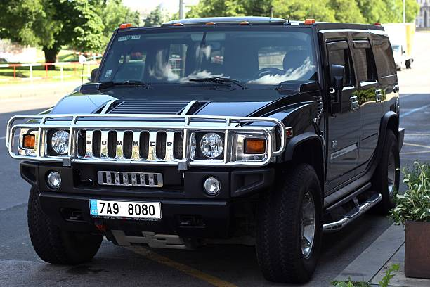South Africa was only country outside of the USA, where the Hummer was produced by General Motors.