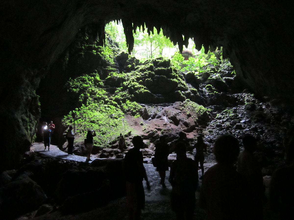 The Rio Camuy Cave system is the world's third-largest cave designed by water.