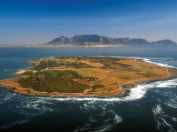 There are eight heritage sites are found in South Africa.
