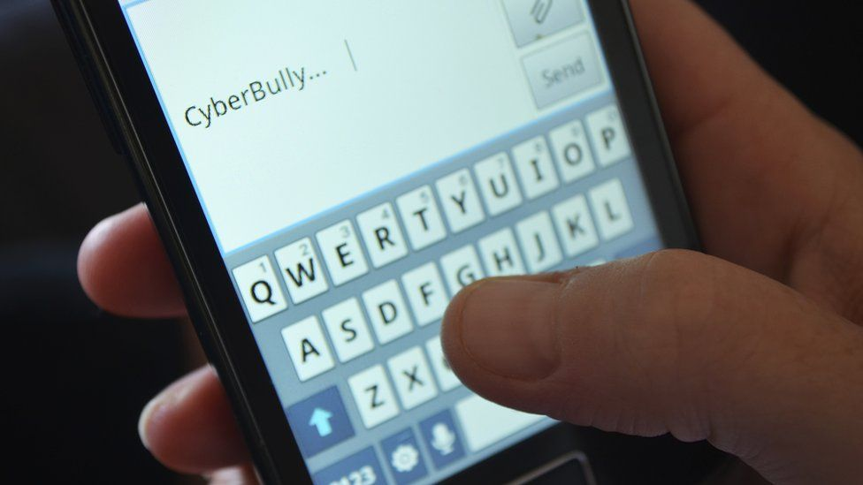 A cell phone is the most common medium for cyber bullying.