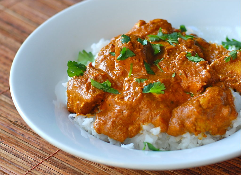 Chicken Tikka Masala is national dish U.K.
