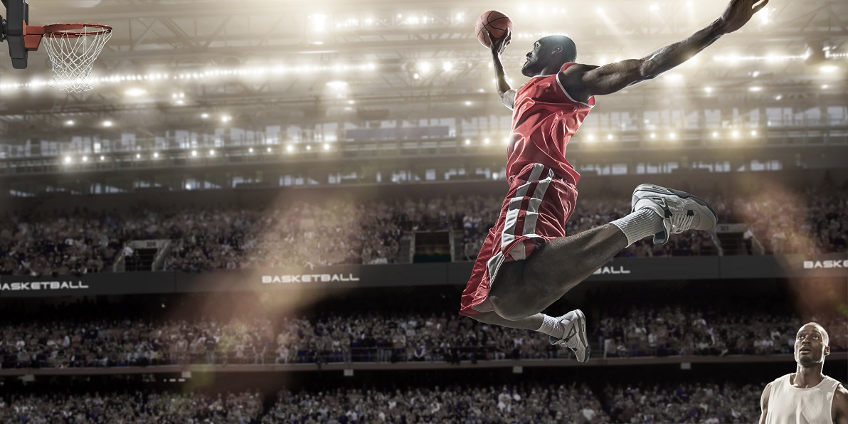 The average NBA player can jump about 28 inches off the ground.