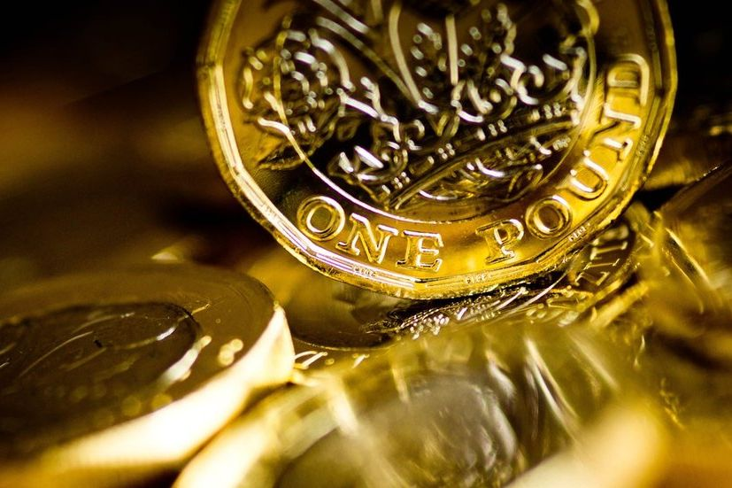 The official currency of UK is Pound Sterling.