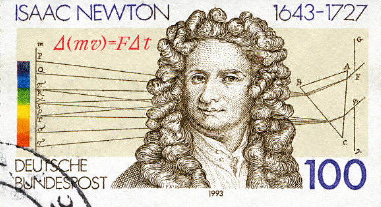 The full name of is Isaac Newton was also known as Sir Isaac Newton.