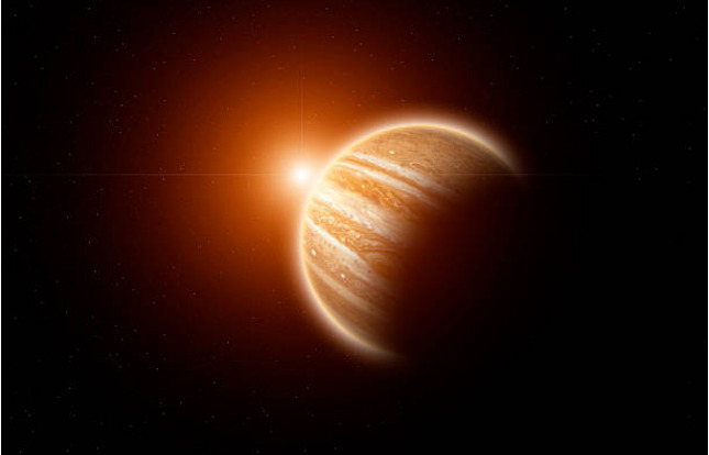 The red dot hurricane on Jupiter is larger than Earth.