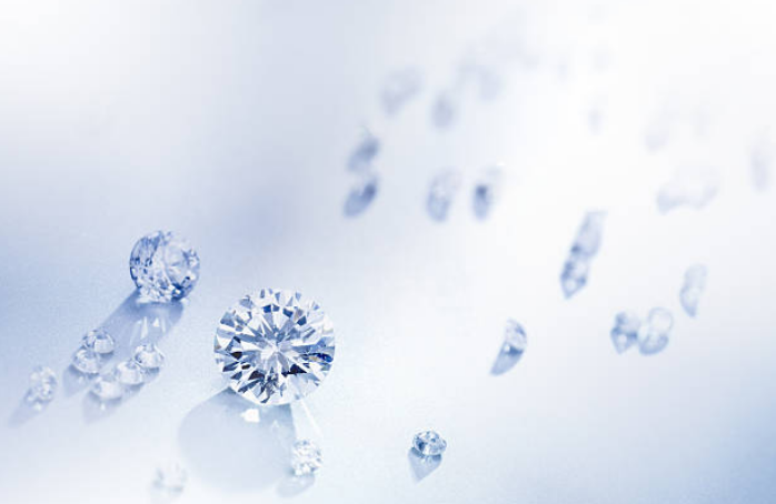 Diamonds were being collected and traded in India as early as the fourth century BC.