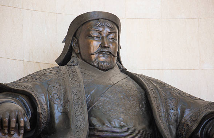 Genghis Khan, a one of a kind ruler that changed the course of history for the country.