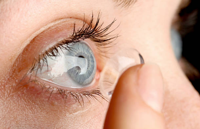 Leonardo Da Vinci was the first to propose contact lenses in 1508.