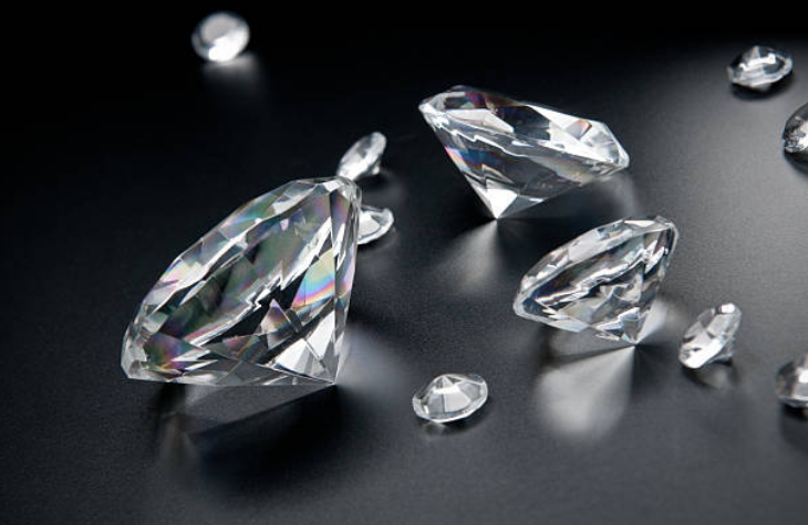 Scientists have discovered a planet in 2004 which is totally composed of carbon, and is one-third pure diamond.