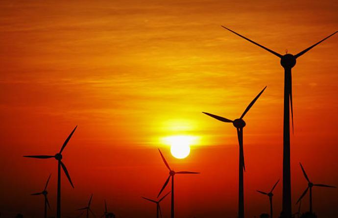 Tarfaya Wind Farm in Morocco is Africa's largest capacity wind farms.