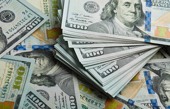 The U.S. dollar is the most commonly used currency in the world.