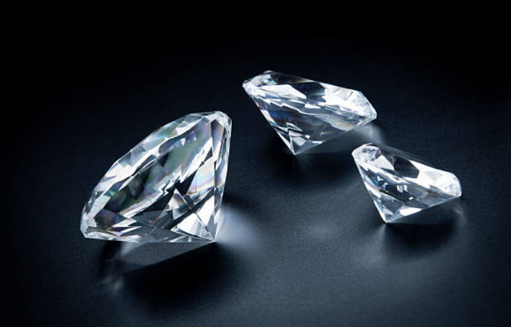 The largest diamond ever discovered was called the Cullinan diamond.