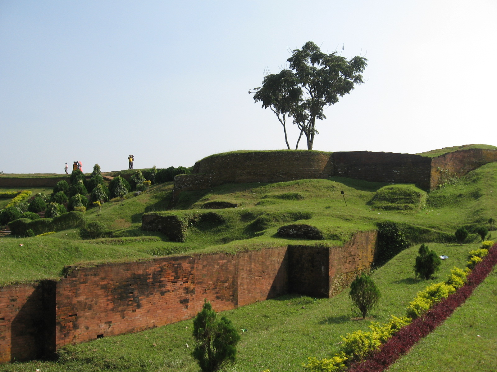 Mahasthangarh is the oldest city in Bangladesh.