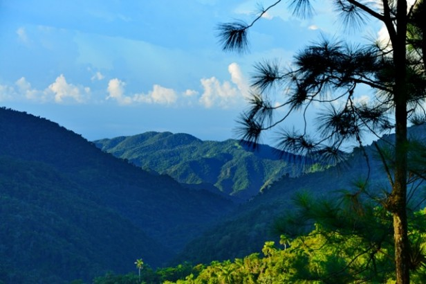 Pico Turquino is the highest point in Cuba.