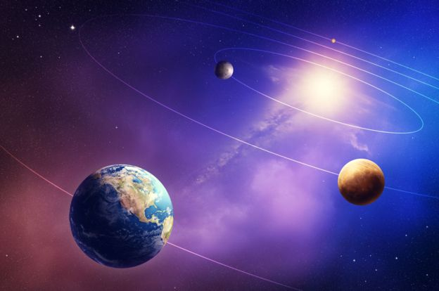 Due to similarity in their mass and size, Venus is also referred to as sister planet to Earth.