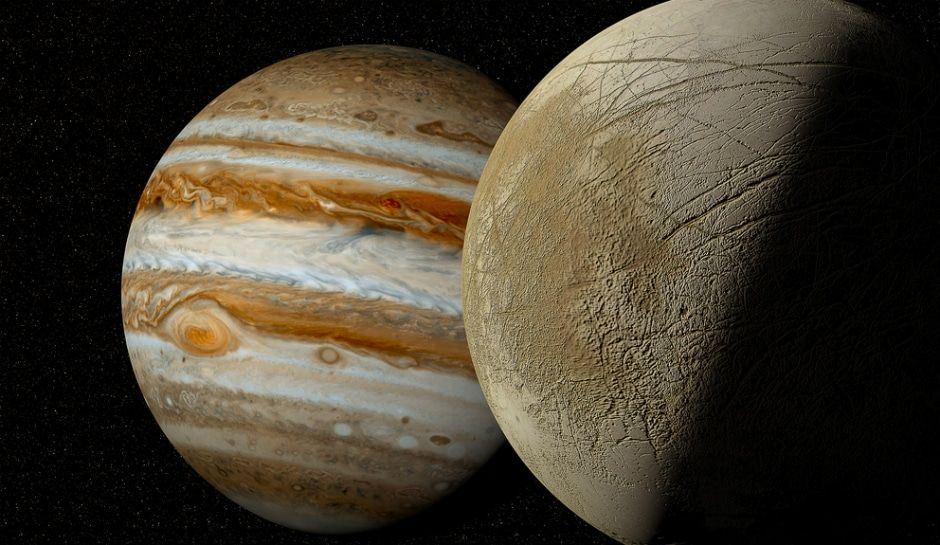 Jupiter is the fastest spinning planet in Solar System.