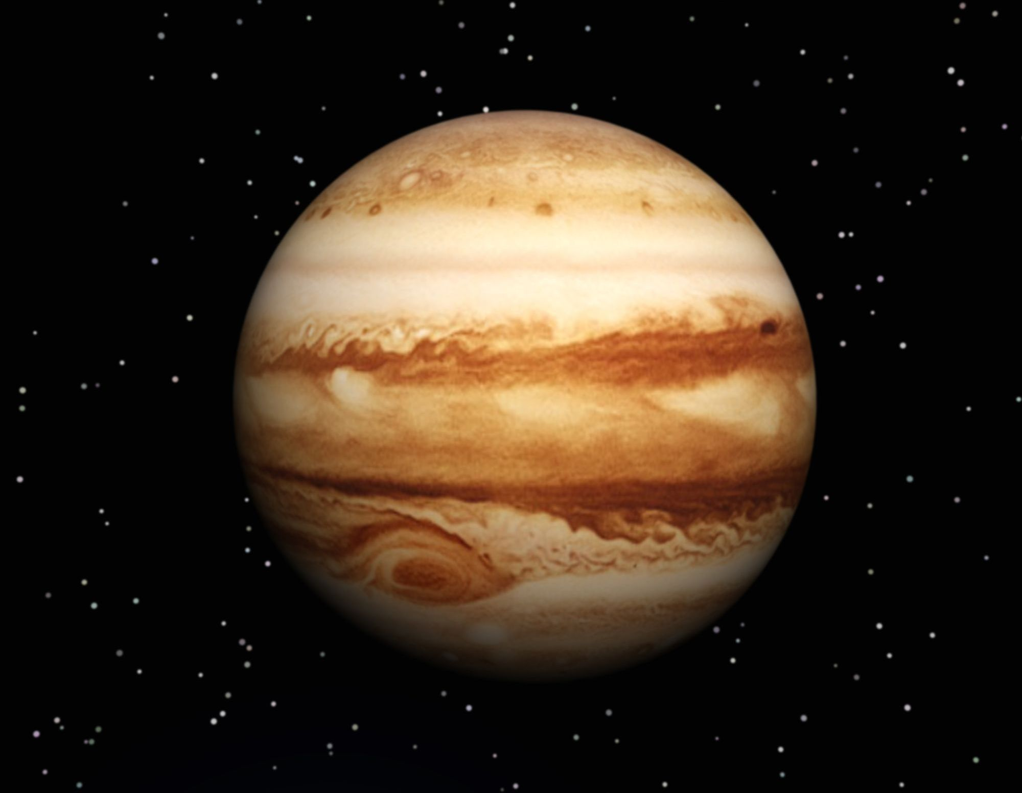 Jupiter is the largest planet in our Solar System