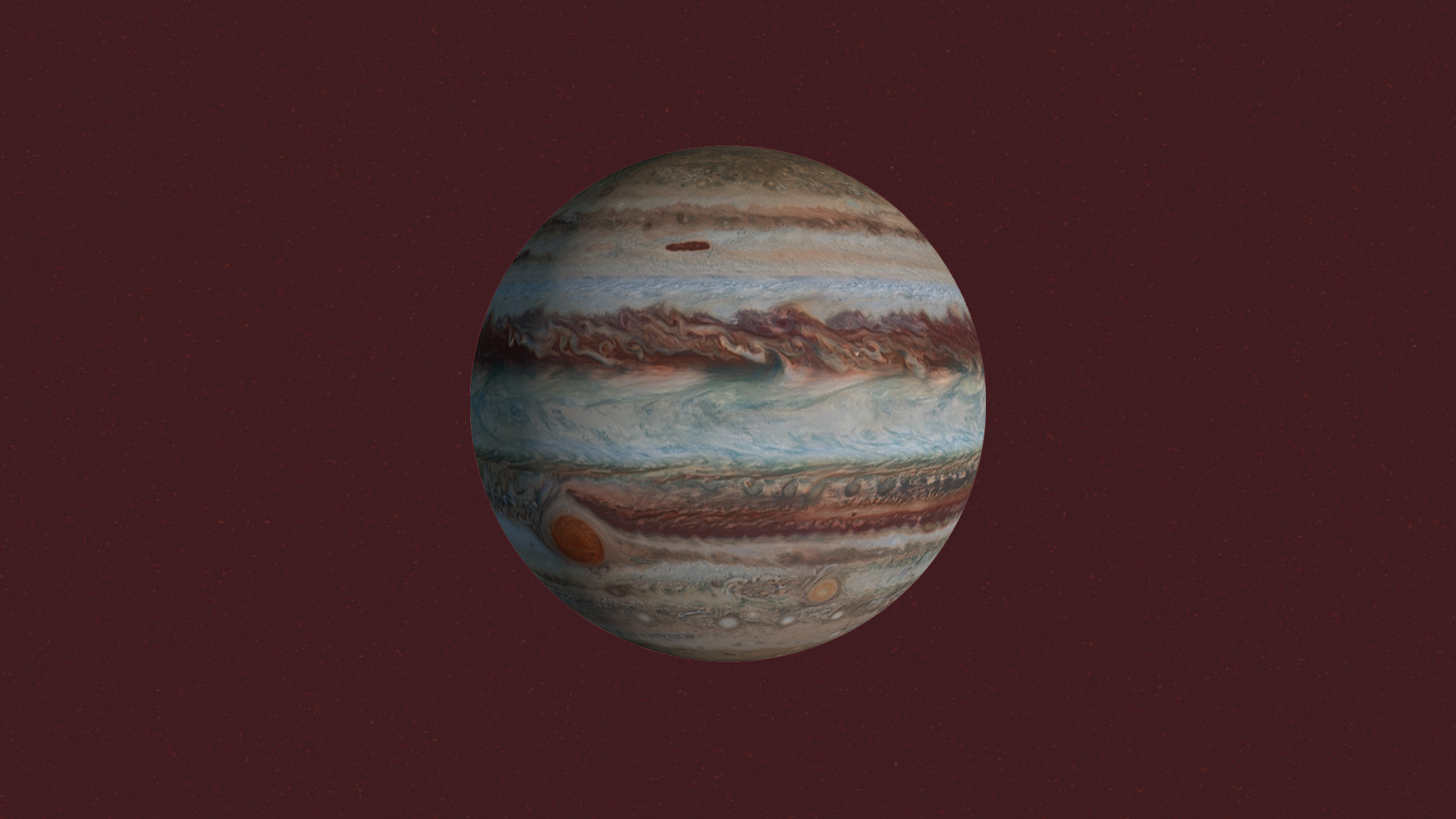 Jupiter is the largest planet in our Solar System.