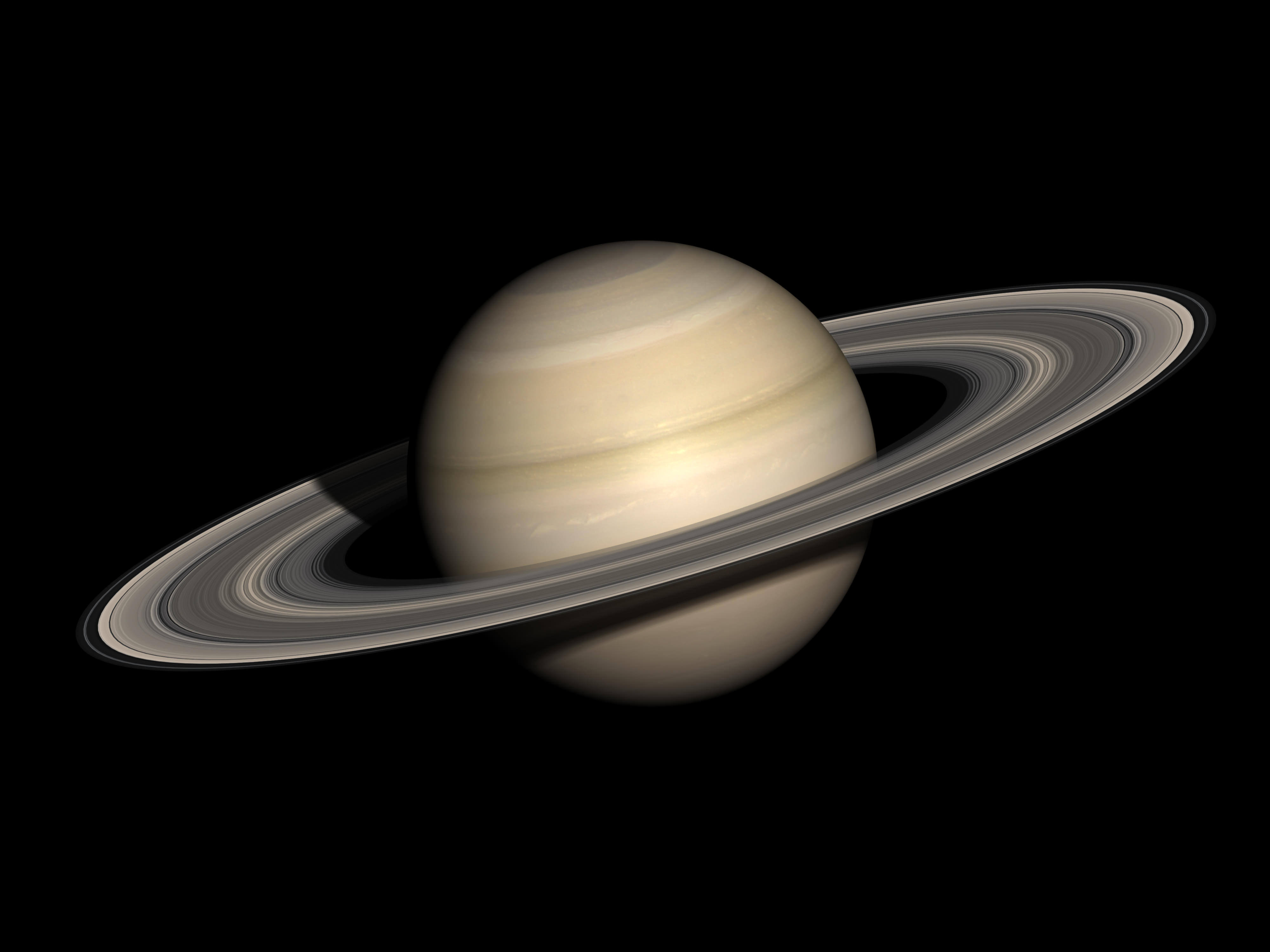 Many astronomers believed that the rings of Saturn were its satellites.