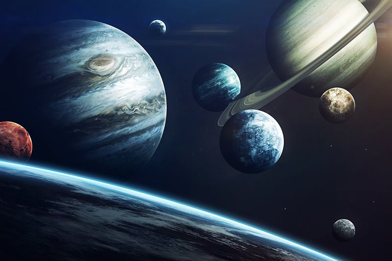Pluto was the smallest planet in our solar system!