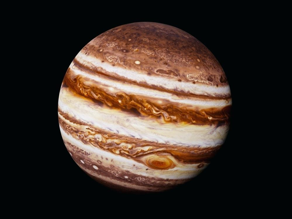 The Great Red Spot is the most extraordinary feature of Jupiter.