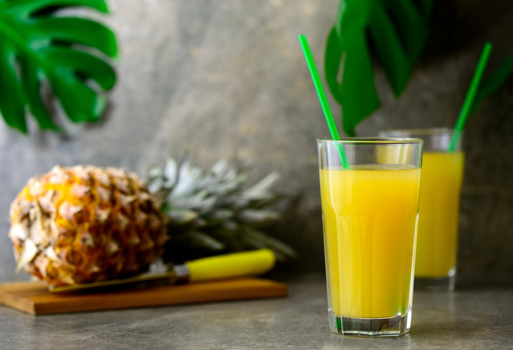 The flesh and juice of the pineapple are used in cuisines around the world.