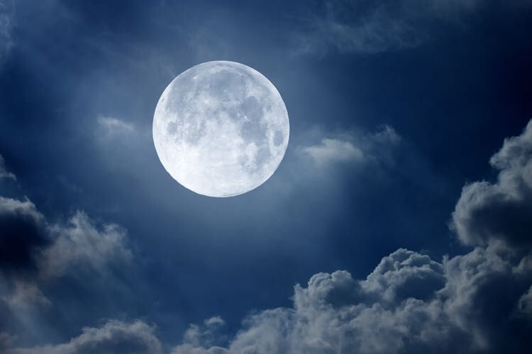 There is no posibliy of living on Moon because it has no atmosphere.