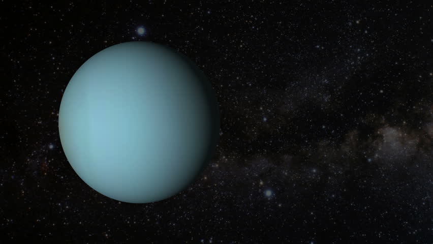 Uranus has 27 moons. Uranus has the third most moons in the solar system.