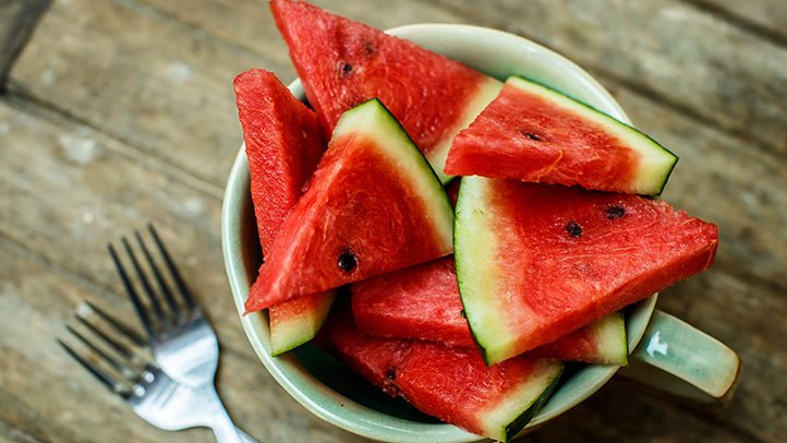 August 3rd is National Watermelon Day.