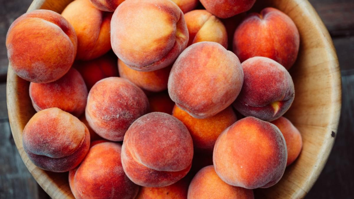 China is the world's leading producer of peaches accounting for about half of world production.
