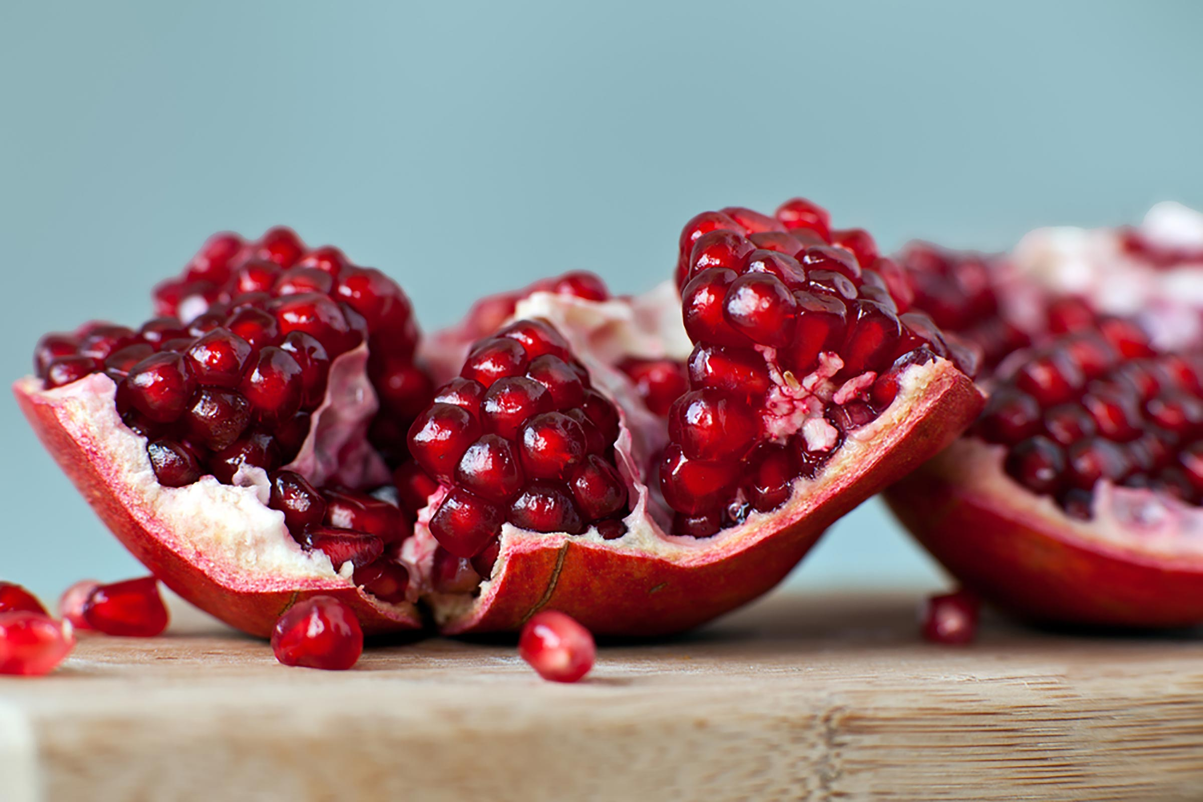 In Greece, a traditional housewarming gift is a pomegranate placed under or near the home altar of the house in order to bring good luck, fertility and abundance.