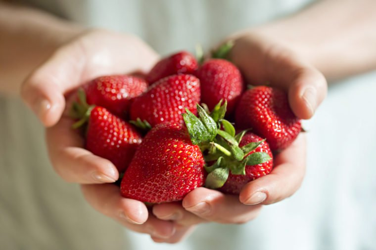 May 21-27 is Strawberry Week in Delaware and it is celebrated annually.