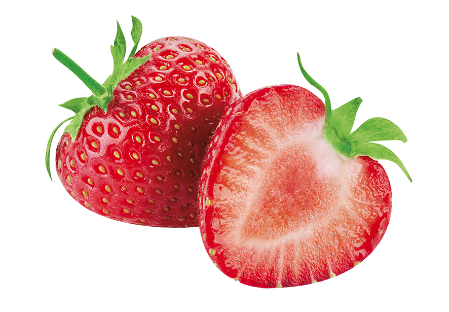 Strawberry is a member of rose family and it is the only fruit which has seeds outside.