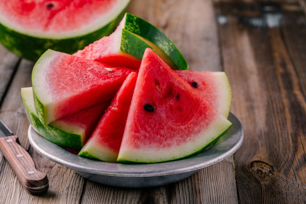 The red part of the watermelon is technically called the placenta7.