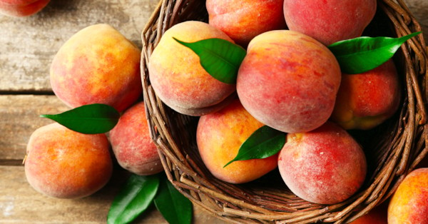 You can buy two main varieties of peaches clingstone and freestone.