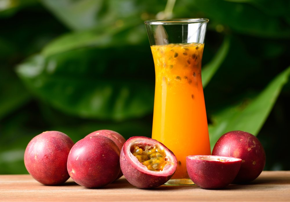 "Because of its aromatic flavor characteristics, intense, it is a ""natural"" ingredient for juice blends."