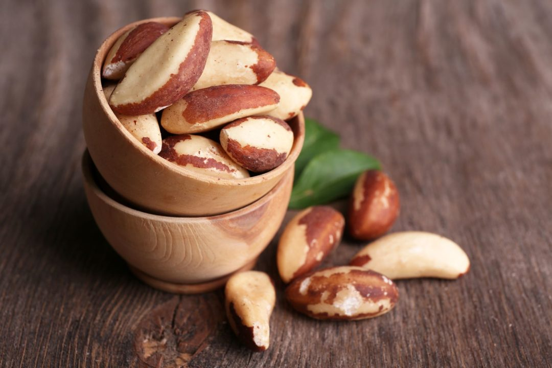 Brazil nuts are the main exporter of Bolivia.
