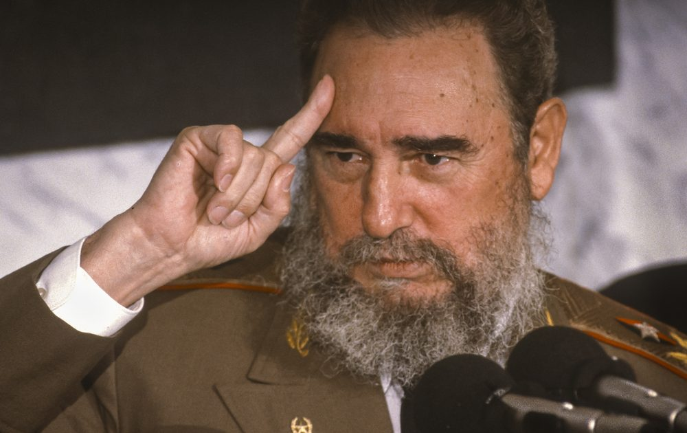 In 1964, Fidel Castro banned The Beatles and other bands in Cuba.