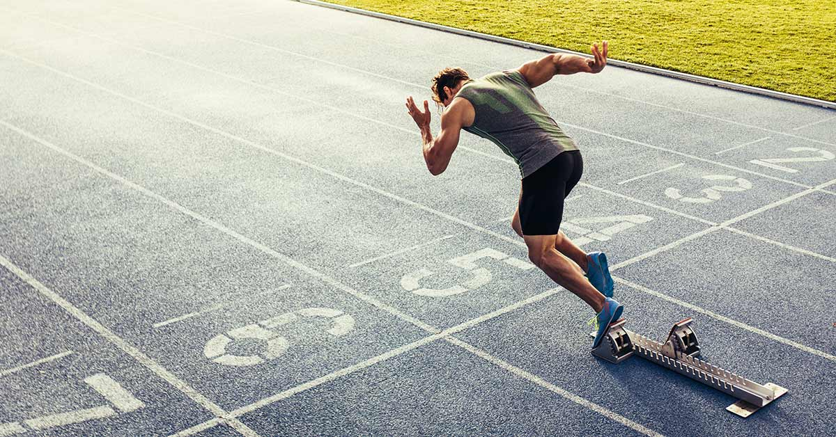 Sprinting is the most popular sport in Jamaica.
