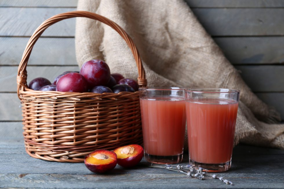 Plums can also be used as jellies, juices and cakes.