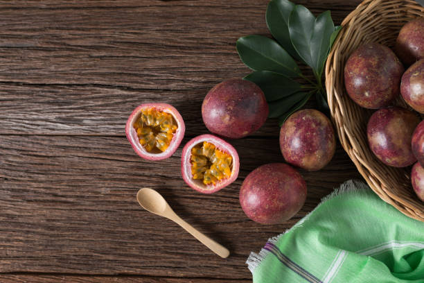 Purple passion fruit reduced cardiovascular risk factors, according to a study published in the Journal of Evidence-Based Complementary and Alternative Medicine.