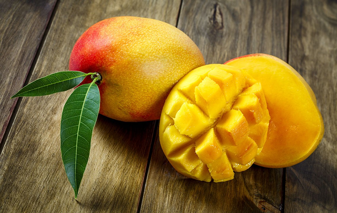 The mango is the national fruit of India, Philippines and Pakistan.