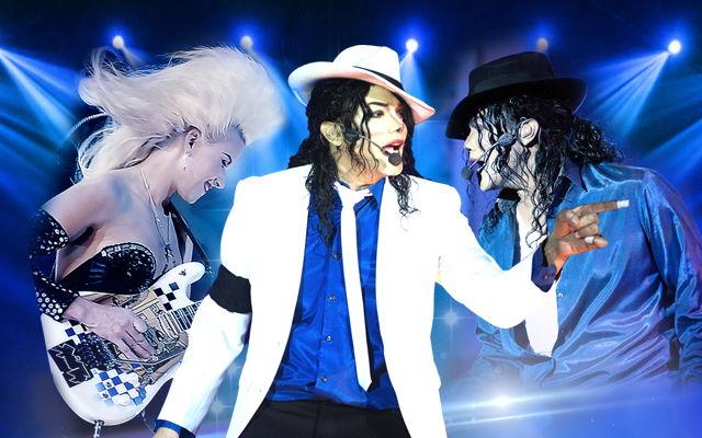 Michael Jackson is also known as the 'King of Pop'.